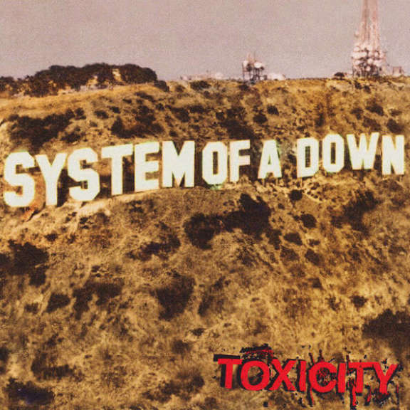 System Of A Down Toxicity LP 2018