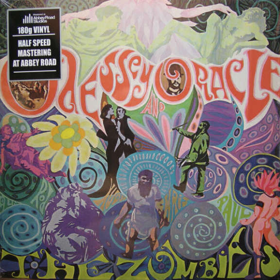 Zombies Odessey And Oracle LP 2013