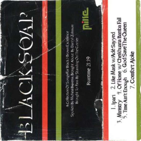 MIKE Black Soap LP 2018