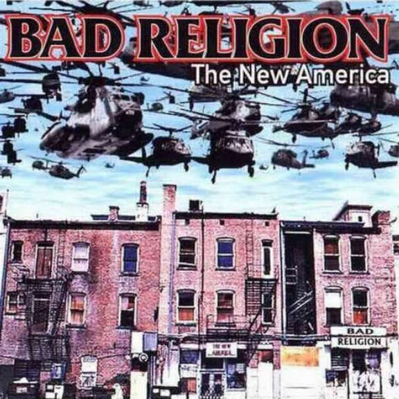 Bad Religion The New America LP 2018