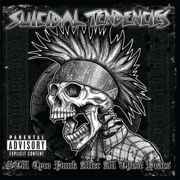 Suicidal Tendencies Still Cyco Punk After All These Years (Coloured) LP 2018