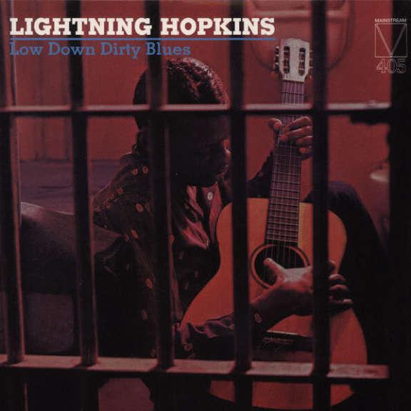 Lightnin' Hopkins Low Down Dirty Blues LP 0