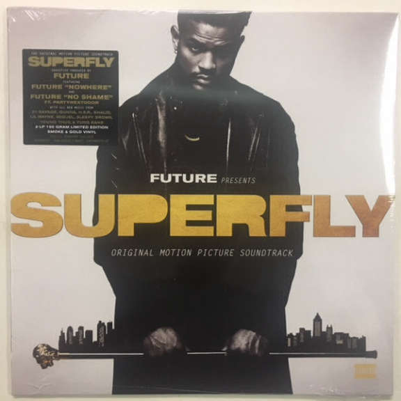 Original Soundtrack / Future Superfly LP 190758627717