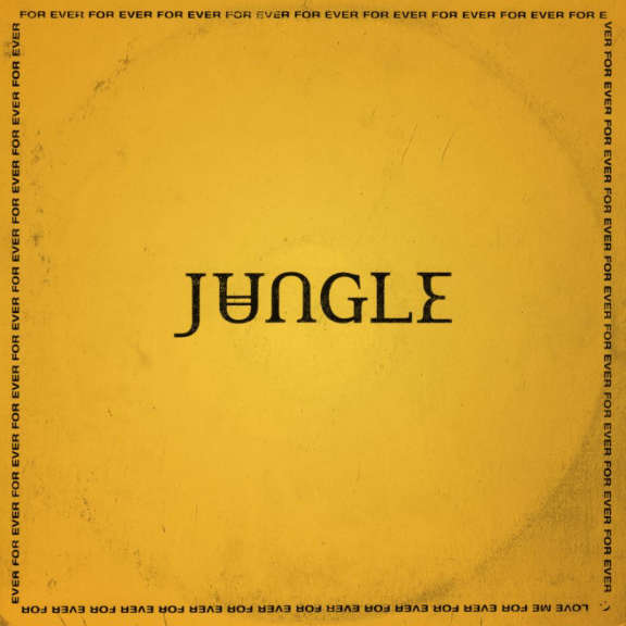 Jungle For Ever LP 2018