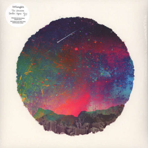 Khruangbin The Universe Smiles Upon You LP 2016