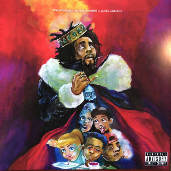 J. Cole KOD LP 2018