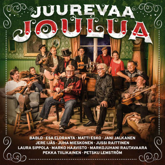 Various Juurevaa joulua LP 2018