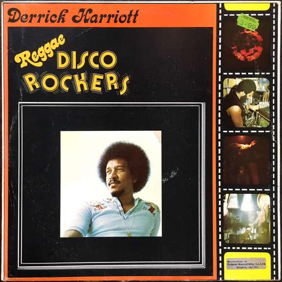 Derrick Harriott Reggae Disco Rockers LP 1975