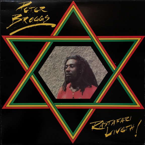 Peter Broggs Rastafari Liveth! LP 1982