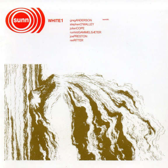 Sunn O))) White 1 LP 2018