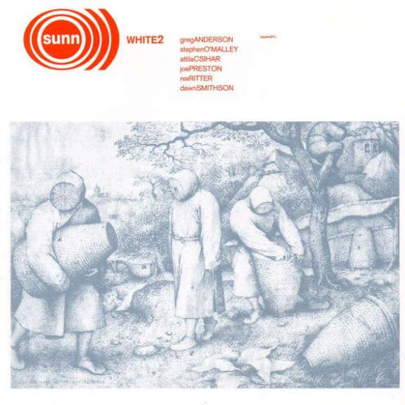 Sunn O))) White 2 LP 2018