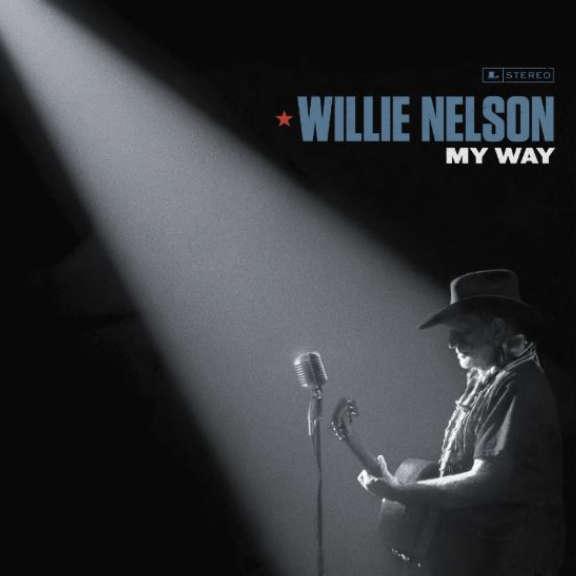 Willie Nelson My Way LP 2018