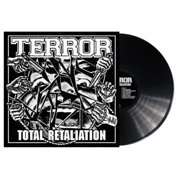Terror Total Retaliation LP 2018