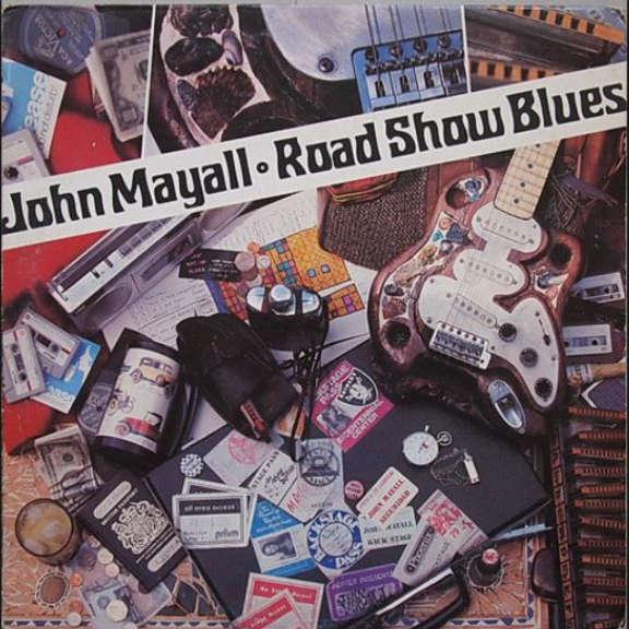 John Mayall Road Show Blues LP 2018