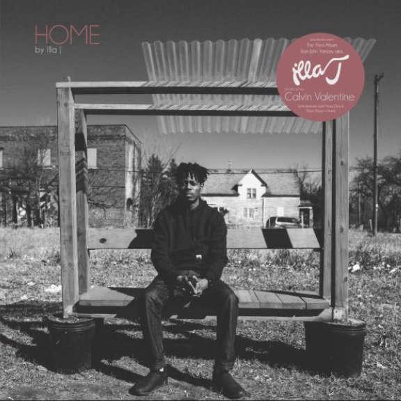 Illa J Home LP 2017
