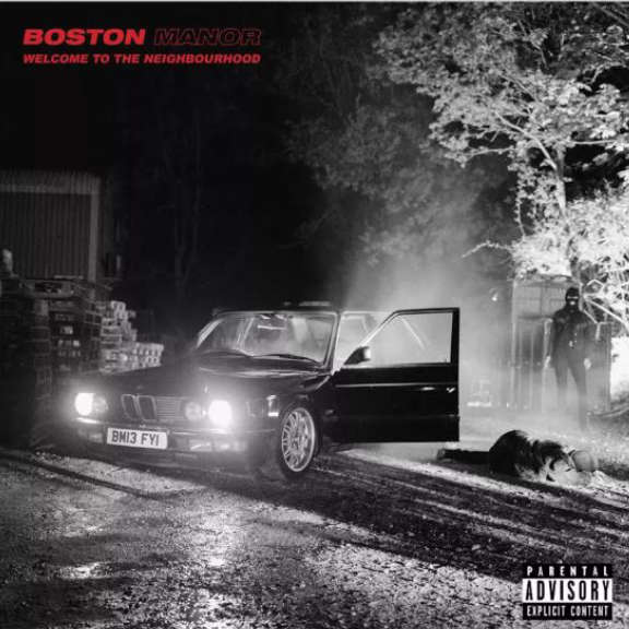 Boston Manor Welcome To The Neighbourhood LP 2018