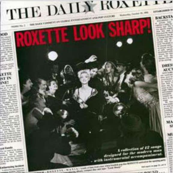 Roxette Look Sharp LP 2018