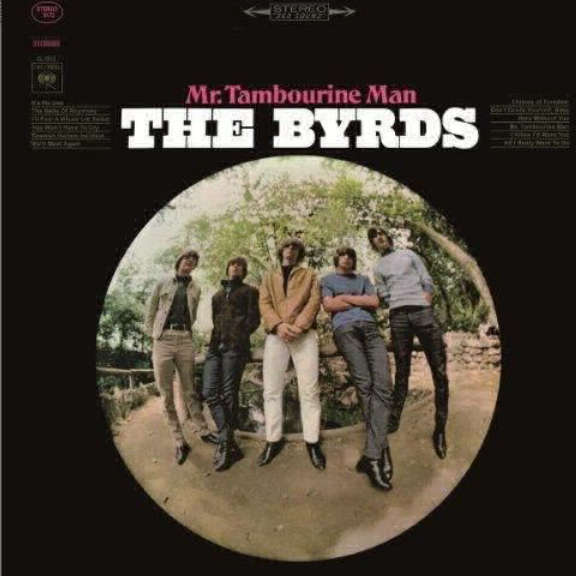 Byrds Mr. Tambourine Man LP 2012