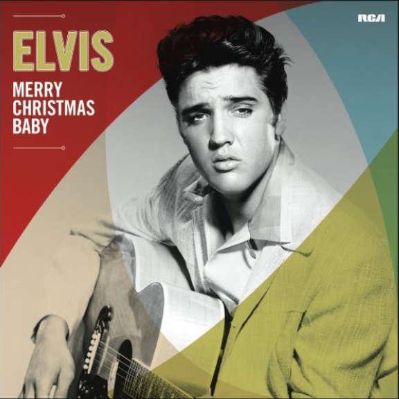 Elvis Presley Merry Christmas Baby LP 2018