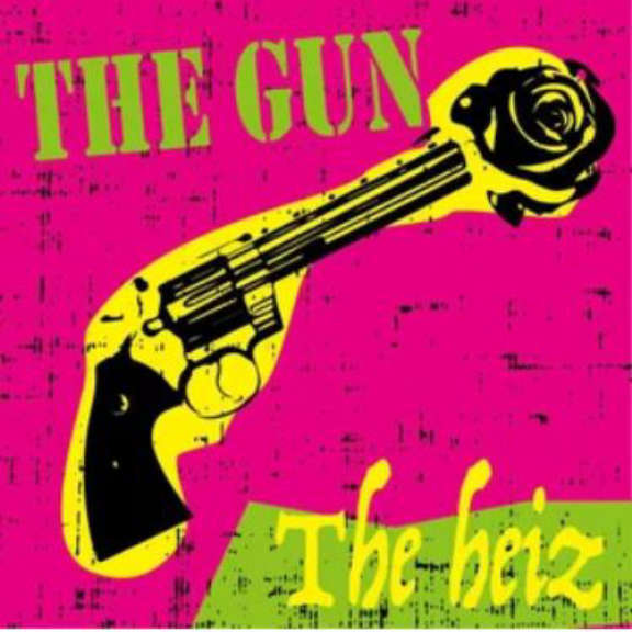 Heiz The Gun LP 2018