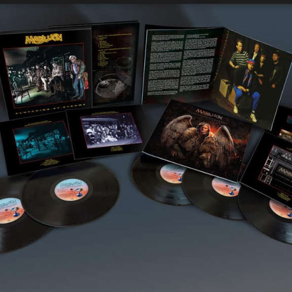 Marillion Clutching at Straws (Deluxe edition) LP 2018