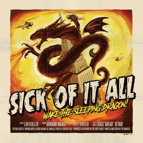 Sick Of It All Wake The Sleeping Dragon! LP 2018