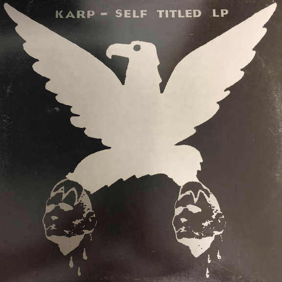 Karp Self Titled LP LP 1997