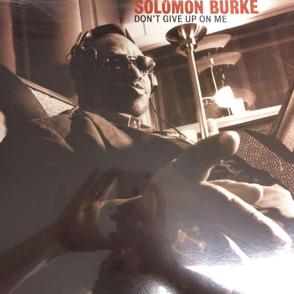 Solomon Burke Dont't Give Up On Me LP 2001