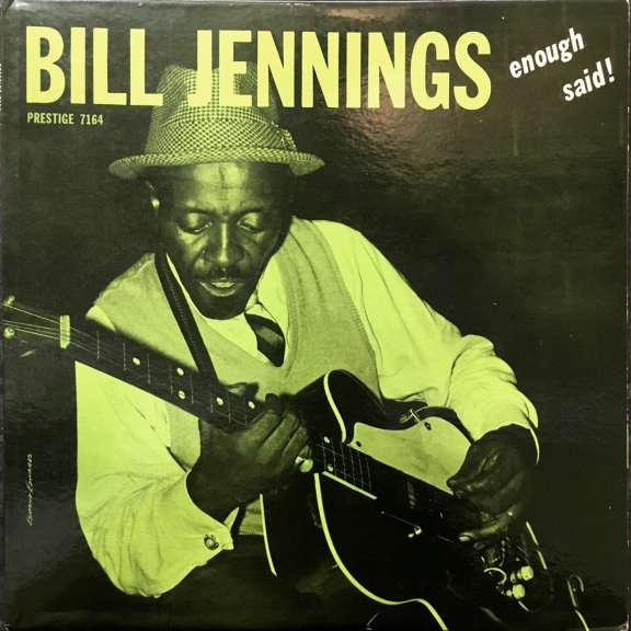 Bill Jennings Enough Said! LP 1959