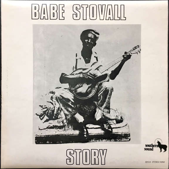 Babe Stovall Story LP 1976