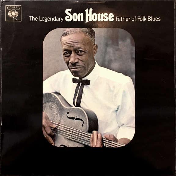 Son House The Legendary Son House Father of Folk Blues LP 1965
