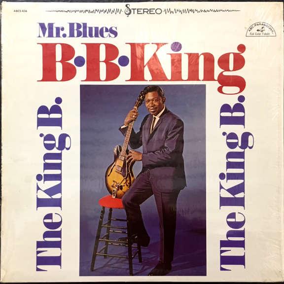 B. B. King Mr. Blues LP 1963