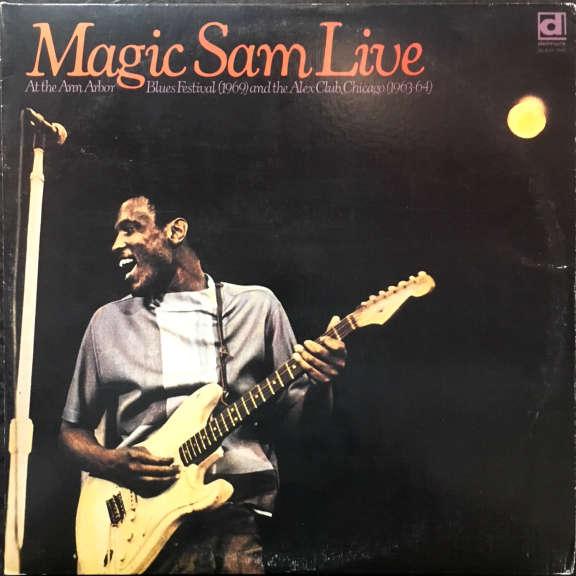 Magic Sam Magic Sam Live LP 1981