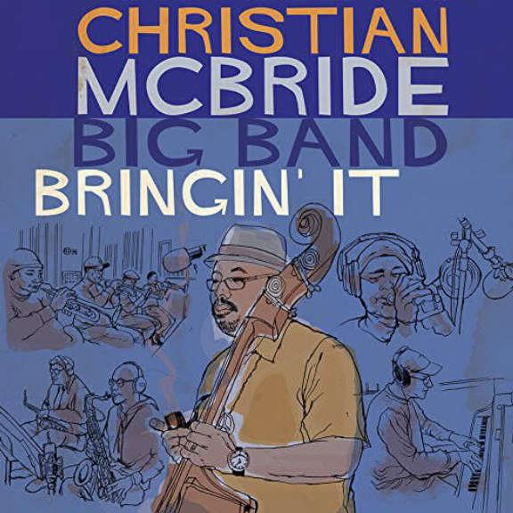 Christian McBride Bringin'  It LP 2017