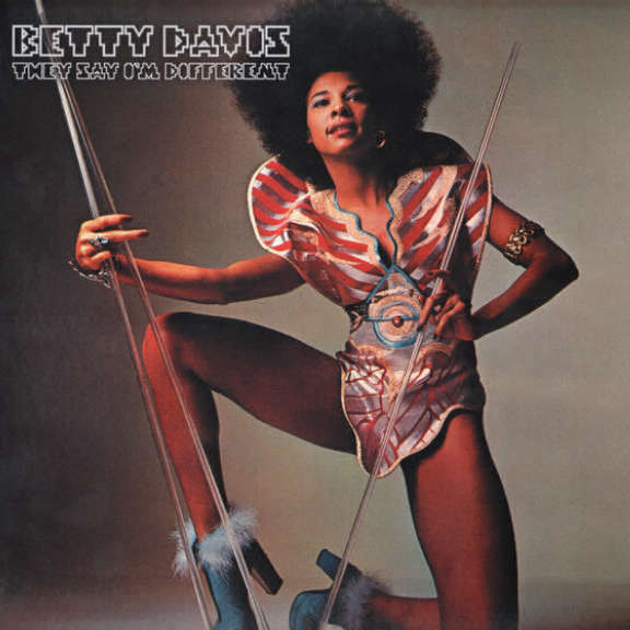 Betty Davis They Say I'm Different LP 2011