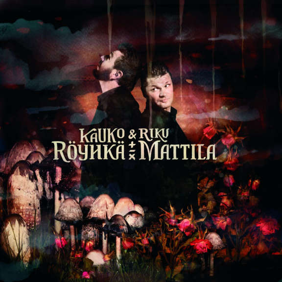 Kauko Röyhkä & Riku Mattila Kauko Röyhkä & Riku Mattila LP 0