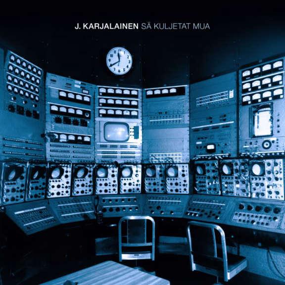 J. Karjalainen Sä kuljetat mua LP 2018