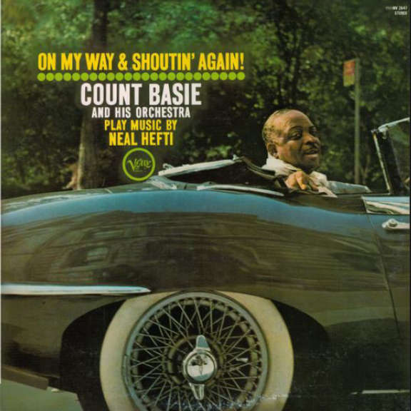 Count Basie On My Way and Shoutin' Again LP 2018