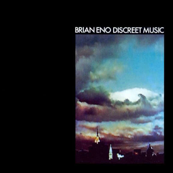 Brian Eno Discreet Music LP 2018