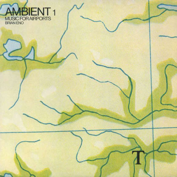 Brian Eno Ambient 1: Music for Airports LP 2018