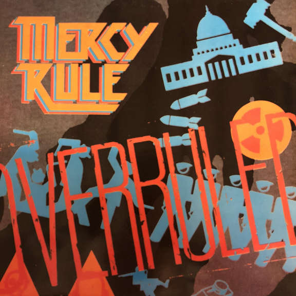 Mercy Rule Overruled LP 1990