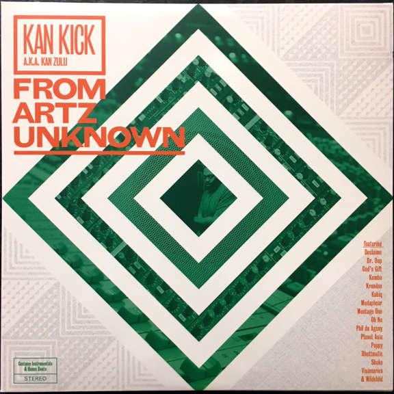 Kankick From Artz Unknown LP 2011