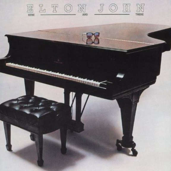 Elton John Here and There LP 2018