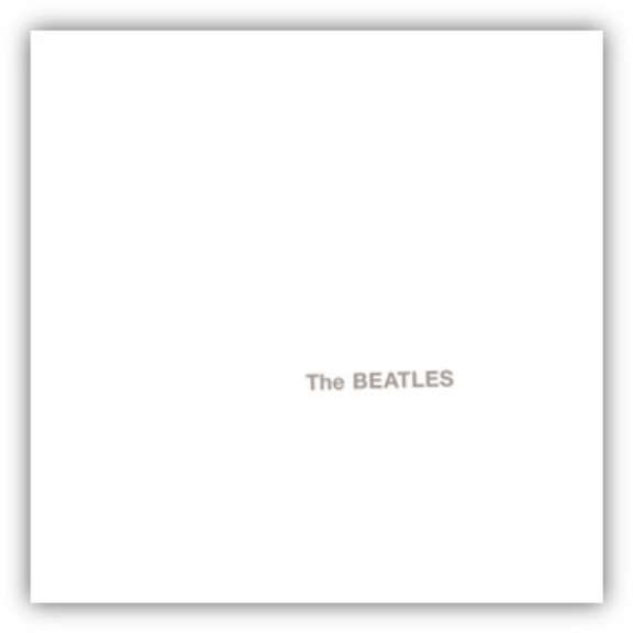 Beatles White Album (50th Anniversary Stereo Remix) LP 2018