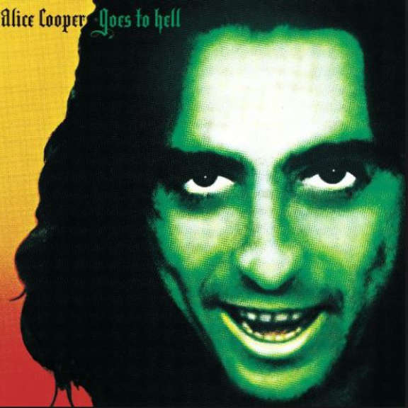 Alice Cooper Goes to Hell (Coloured) LP 2018
