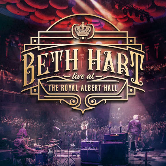 Beth Hart Live at The Royal Albert Hall LP 2018