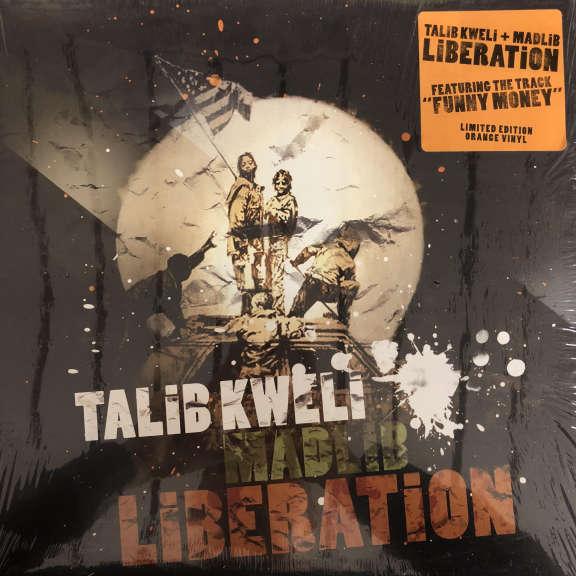 Talib Kweli & Madlib  Liberation LP 0