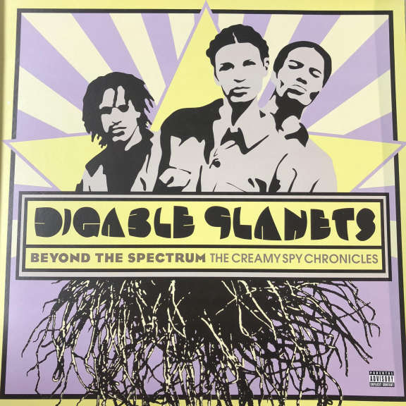 Digable Planets Beyond The Spectrum: The Creamy Spy Chronicles LP 2005