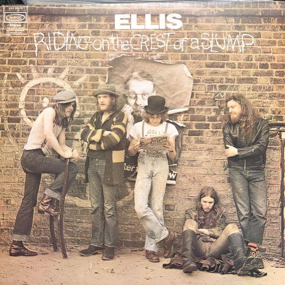 Ellis Riding On The Crest Of A Slump LP 1972