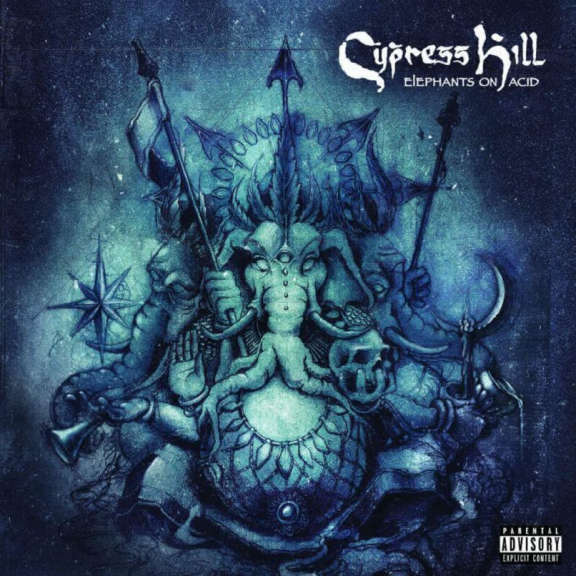 Cypress Hill Elephants on Acid LP 2018
